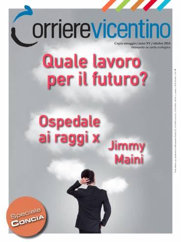 Corriere Vicentino di ottobre!