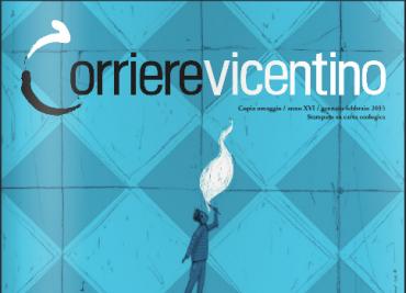 Corriere Vicentino di gennaio/febbraio!