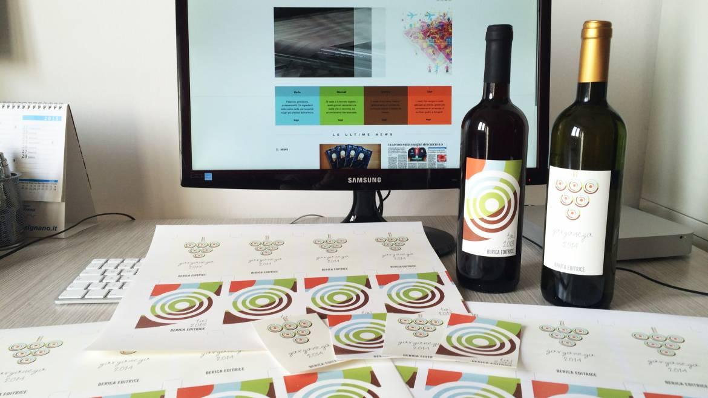 È arrivato il vino di Berica Editrice!