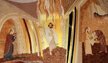 Una guida sulla Chiesa del Beato Claudio e i mosaici di Rupnik