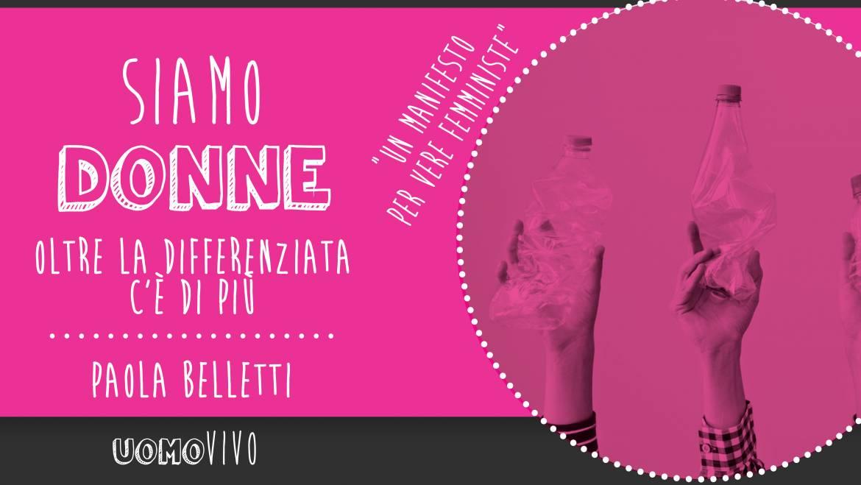 """Paola Belletti a Verona per presentare """"Siamo donne"""""""