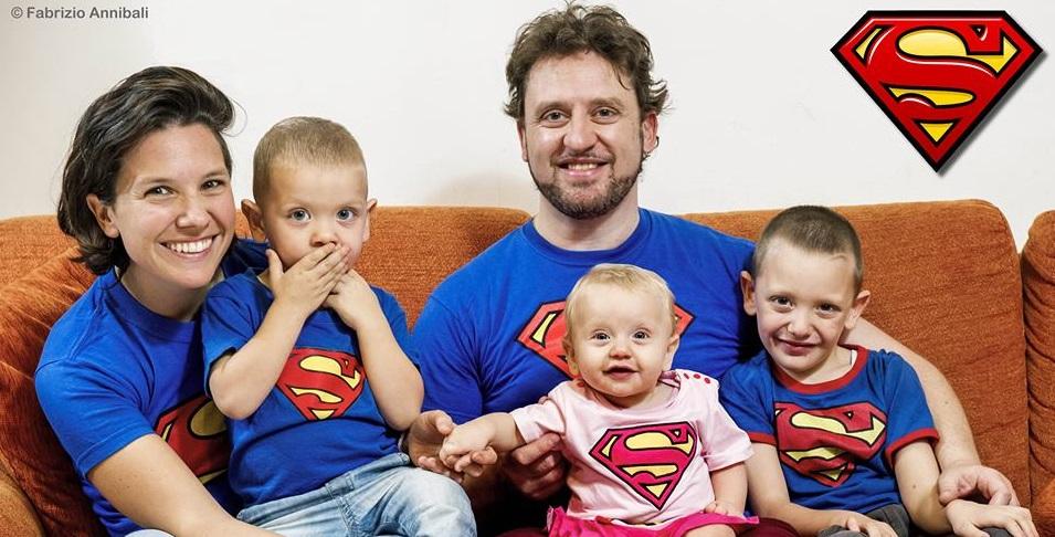 """""""Papà senza controllo"""", supereroi ma non Padreterni"""