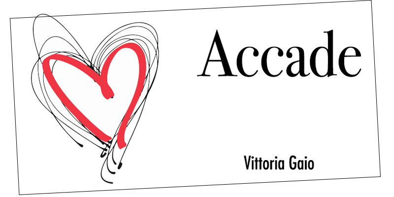 """""""Accade"""", l'esordio letterario di Vittoria Gaio in uscita il 25 gennaio"""