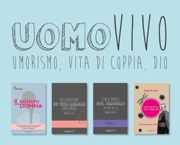 La collana UOMOVIVO torna al Meeting di Rimini